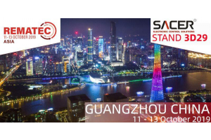 Come and meet Sacer at REMATEC 2019 GZ & EQUIP AUTO 2019 Paris & AUTOMACHANIKA 2019 SH